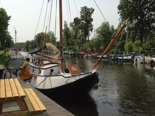 Jachthaven het Anker Loosdrecht